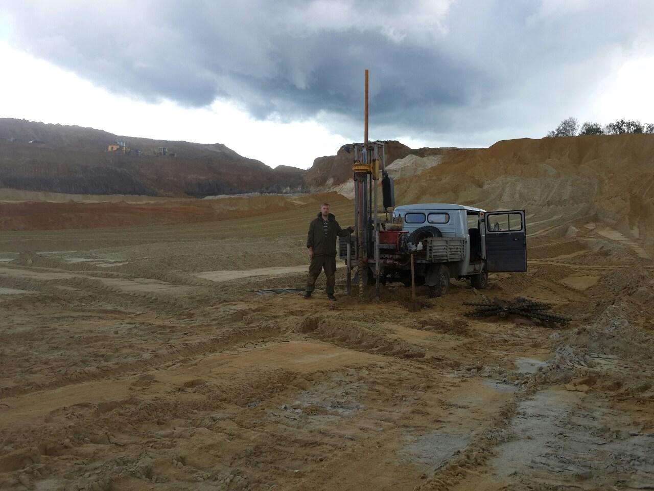 Инженерно-геологические изыскания для строительства в Иваново